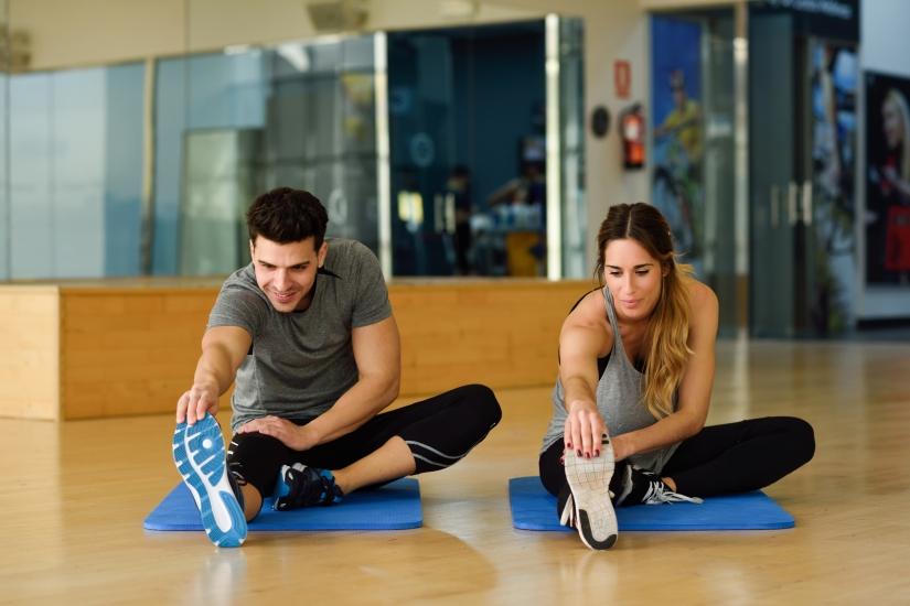 Das fitfighers Training passt für jedes Fitnesslevel.