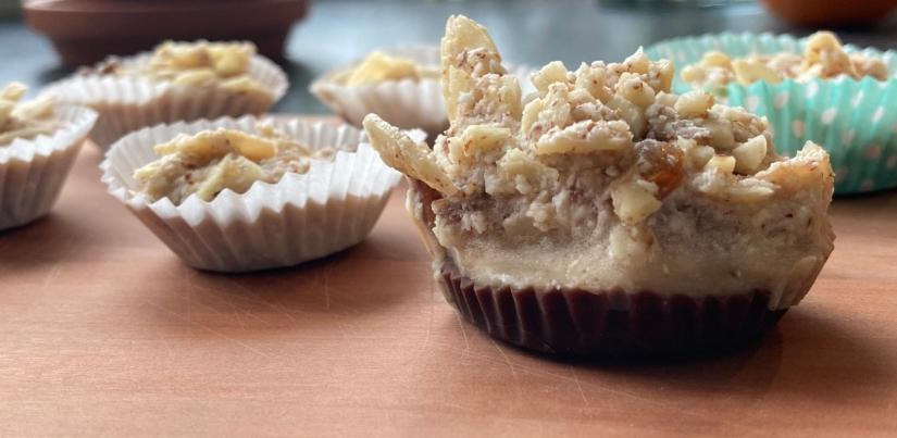Kuchen und Pralinen gibt es auch gesund im fitfighters-Online Rezeptbuch!
